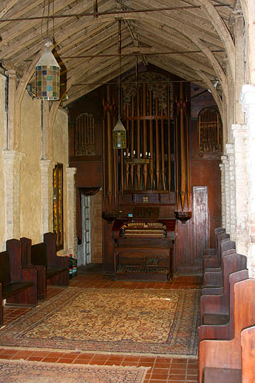 Abbey San Encino