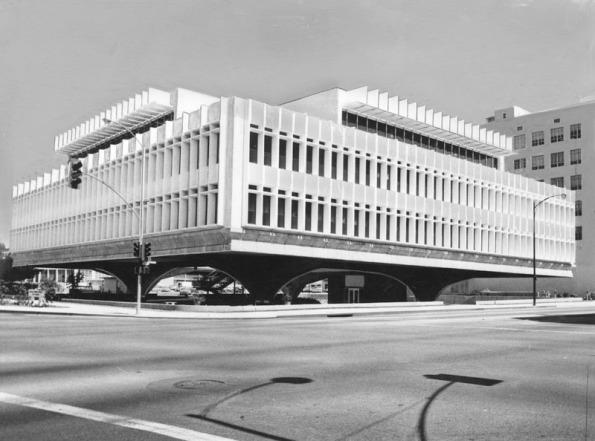 Glendale Municipal Services Building