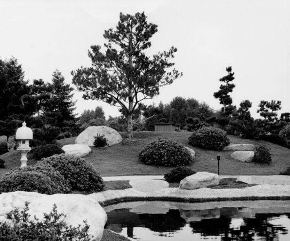 The Japanese Garden (Tillman Water Reclamation Plant)
