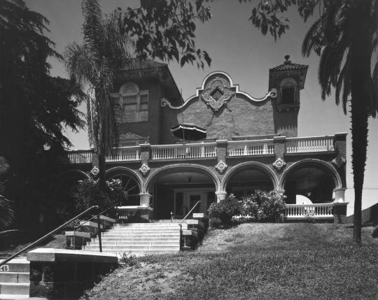 Powers House